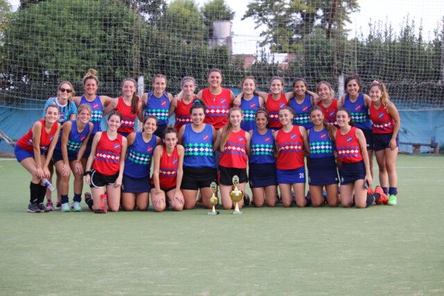 El Hockey Femenino ganó el Torneo Liga Oeste
